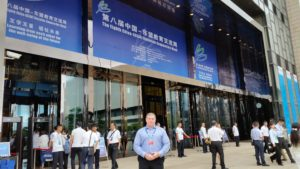 AXCEN GM in China Paul Grieve
